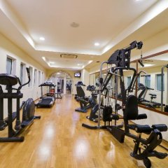 Aegean Melathron Thalasso Spa Hotel фитнесс-зал фото 2