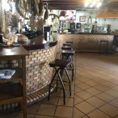 Hotel Restaurante Calderon гостиничный бар