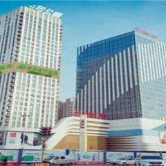 Отель Jindi Holiday Hotel Китай, Сиань - отзывы, цены и фото номеров - забронировать отель Jindi Holiday Hotel онлайн бассейн