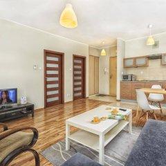 Отель Apartamenty Aparts Польша, Лодзь - отзывы, цены и фото номеров - забронировать отель Apartamenty Aparts онлайн комната для гостей фото 5