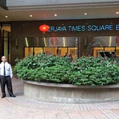 Отель Luxury Apartment at Time Square Малайзия, Куала-Лумпур - отзывы, цены и фото номеров - забронировать отель Luxury Apartment at Time Square онлайн интерьер отеля фото 3