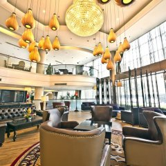 Отель Shanghai hongqiao airport argyle hotel Китай, Шанхай - отзывы, цены и фото номеров - забронировать отель Shanghai hongqiao airport argyle hotel онлайн интерьер отеля