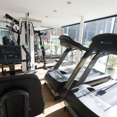 Américas Benidorm Hotel фитнесс-зал фото 4
