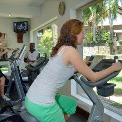 Отель Royal Palms Beach Hotel Шри-Ланка, Калутара - отзывы, цены и фото номеров - забронировать отель Royal Palms Beach Hotel онлайн фитнесс-зал фото 3