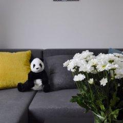 Апартаменты Panda Apartments Grzybowska Modern комната для гостей фото 4