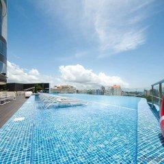 Отель Embassy Suites by Hilton Santo Domingo бассейн