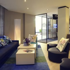 Отель Mercure Nice Centre Grimaldi Франция, Ницца - 5 отзывов об отеле, цены и фото номеров - забронировать отель Mercure Nice Centre Grimaldi онлайн интерьер отеля