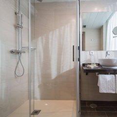 Отель Suite Home Sardinero Испания, Сантандер - отзывы, цены и фото номеров - забронировать отель Suite Home Sardinero онлайн ванная