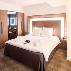 Гостиница Новотель Москва Сити 4* Представительский номер с разными типами кроватей фото 2