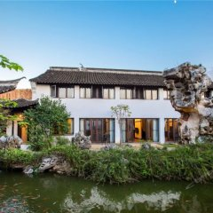Отель Zhenze Waterside Houses фото 2