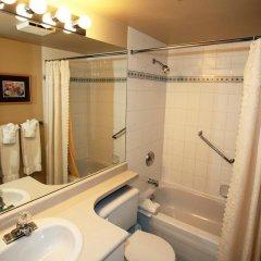 Отель Times Square Suites Канада, Ванкувер - отзывы, цены и фото номеров - забронировать отель Times Square Suites онлайн ванная фото 2