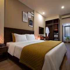 Отель Hanoian Lakeside Hotel Вьетнам, Ханой - отзывы, цены и фото номеров - забронировать отель Hanoian Lakeside Hotel онлайн комната для гостей