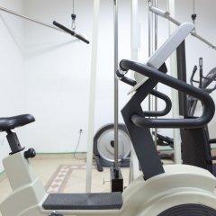 Отель Spa Resort Becici Рафаиловичи фитнесс-зал фото 3