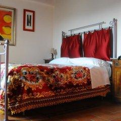 Отель Agriturismo Zaffamaro Сполето комната для гостей фото 3