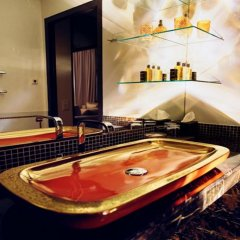 Отель MyPlace - Premium Apartments Riverside Австрия, Вена - отзывы, цены и фото номеров - забронировать отель MyPlace - Premium Apartments Riverside онлайн ванная