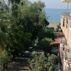 Hotel Grün Сиде балкон