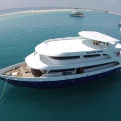 Отель Maldivica Cruise ( Maldivian Dream) Мальдивы, Северный атолл Мале - отзывы, цены и фото номеров - забронировать отель Maldivica Cruise ( Maldivian Dream) онлайн приотельная территория