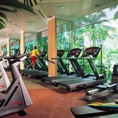 Shangri La Hotel Singapore Сингапур фитнесс-зал фото 3