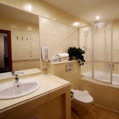 Отель ROUDNA Пльзень ванная