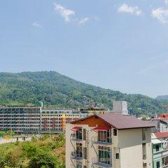 Апартаменты Patong Studio Apartments балкон