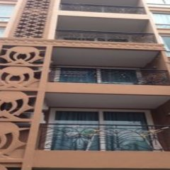 Отель Aitalay Condotel Jomtien Паттайя вид на фасад