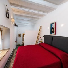 Отель B&B La Quercia e l'Asino Италия, Пьяцца-Армерина - отзывы, цены и фото номеров - забронировать отель B&B La Quercia e l'Asino онлайн комната для гостей фото 2