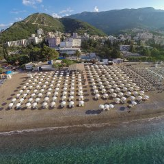 Отель Tara Черногория, Будва - 1 отзыв об отеле, цены и фото номеров - забронировать отель Tara онлайн пляж