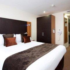 Отель The RE London Shoreditch 4* Представительский номер с различными типами кроватей фото 2