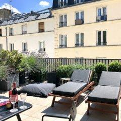 Отель Eugène en Ville Франция, Париж - 5 отзывов об отеле, цены и фото номеров - забронировать отель Eugène en Ville онлайн бассейн фото 3