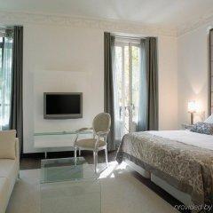 Отель Hospes Puerta de Alcalá Испания, Мадрид - отзывы, цены и фото номеров - забронировать отель Hospes Puerta de Alcalá онлайн комната для гостей