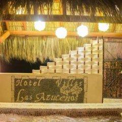 Отель Villas Las Azucenas Мексика, Сиуатанехо - отзывы, цены и фото номеров - забронировать отель Villas Las Azucenas онлайн интерьер отеля фото 2
