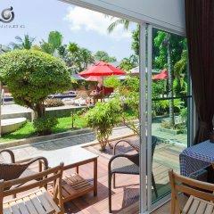 Отель BaanNueng@Kata Таиланд, пляж Ката - 9 отзывов об отеле, цены и фото номеров - забронировать отель BaanNueng@Kata онлайн балкон