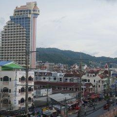 Отель Inspira Patong балкон