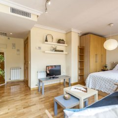 Отель Apartamento Pasaje Sevilla Испания, Мадрид - отзывы, цены и фото номеров - забронировать отель Apartamento Pasaje Sevilla онлайн комната для гостей фото 5