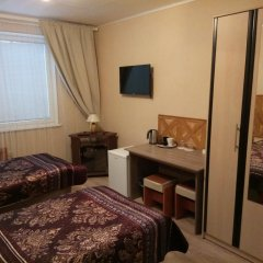 Гостиница Home in Yasenevo удобства в номере