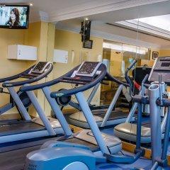 Отель Grand Excelsior Hotel Deira ОАЭ, Дубай - 1 отзыв об отеле, цены и фото номеров - забронировать отель Grand Excelsior Hotel Deira онлайн фитнесс-зал фото 2