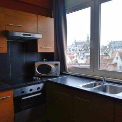 Апартаменты Apartments AMS Brussels Flats Брюссель в номере