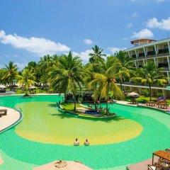 Отель Eden Resort & Spa бассейн