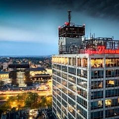 Отель Courtyard by Marriott Katowice City Center фото 4