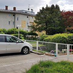 Отель The Little Guesthouse Salzburg Зальцбург парковка