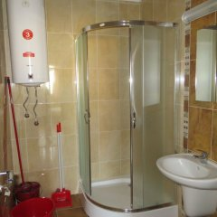 Отель Apollon Apartments Болгария, Несебр - отзывы, цены и фото номеров - забронировать отель Apollon Apartments онлайн ванная