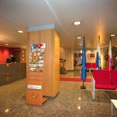 Отель City House Alisas Santander Сантандер развлечения