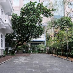 Отель Baan Vajra Бангкок парковка