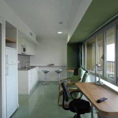 Отель Vila Universitaria балкон