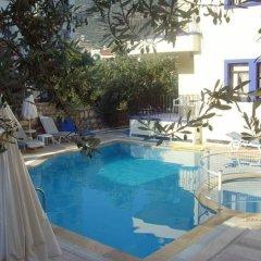 Lizo Hotel Турция, Калкан - отзывы, цены и фото номеров - забронировать отель Lizo Hotel онлайн бассейн фото 2