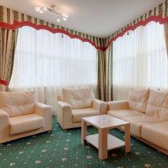 Гостиница Вояж Парк (гостиница Велотрек) интерьер отеля