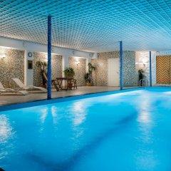 Отель Ecoland Boutique SPA бассейн