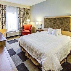 Отель Hampton Inn Columbus I-70E/Hamilton Road США, Колумбус - отзывы, цены и фото номеров - забронировать отель Hampton Inn Columbus I-70E/Hamilton Road онлайн комната для гостей фото 5