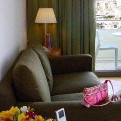 Отель Hilton Athens 5* Улучшенный люкс разные типы кроватей фото 8