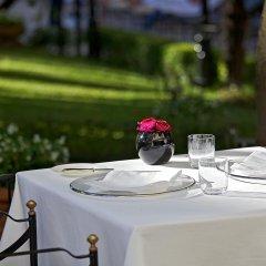 Отель Aldrovandi Villa Borghese Италия, Рим - 2 отзыва об отеле, цены и фото номеров - забронировать отель Aldrovandi Villa Borghese онлайн питание фото 3